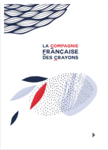 """Catalogue """"La compagnie française des crayons"""""""