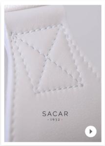 Catalogue maroquinerie de luxe Sacar 1932